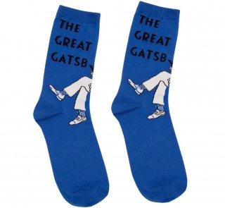 F. Scott Fitzgerald / The Great Gatsby (Lewis Ed) Socks