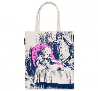 Lewis Carroll / Alice's Adventures in Wonderland Tote Bag