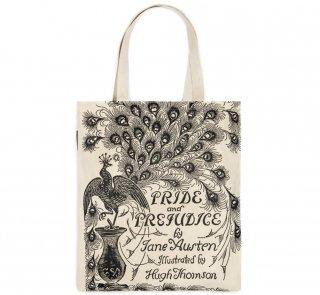 Jane Austen / Pride and Prejudice Tote Bag