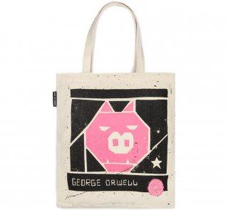 George Orwell / Animal Farm Tote Bag