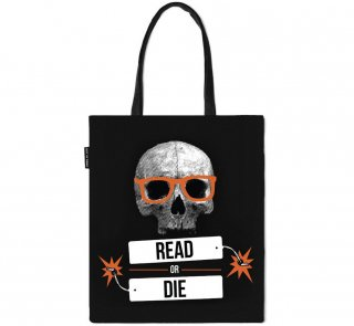 Book Riot / READ OR DIE Tote Bag