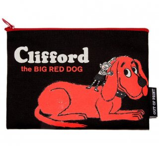 Norman Bridwell / Clifford the Big Red Dog Pouch