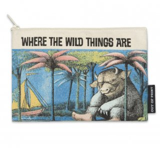 Maurice Sendak / WHERE THE WILD THINGS ARE Pouch