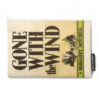 Margaret Mitchell / Gone with the Wind Pouch