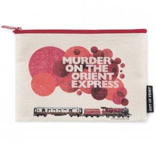 Agatha Christie / Murder on the Orient Express Pouch
