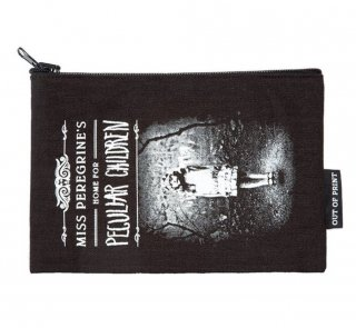 Ransom Riggs / Miss Peregrine's Home for Peculiar Children Pouch