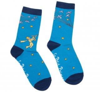 Saint-Exupéry / Le Petit Prince Socks
