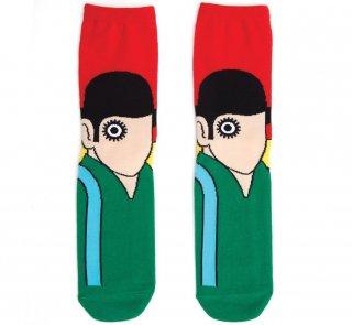 Anthony Burgess / A Clockwork Orange Socks