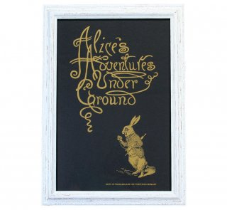Alice 150th Anniversary Poster (Framed-2)