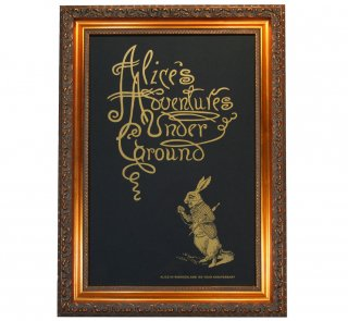 Alice 150th Anniversary Poster (Framed-3)