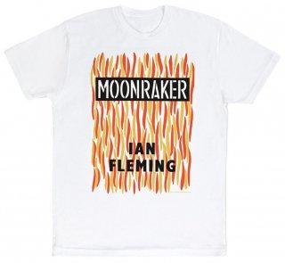Ian Fleming / Moonraker Tee (White)