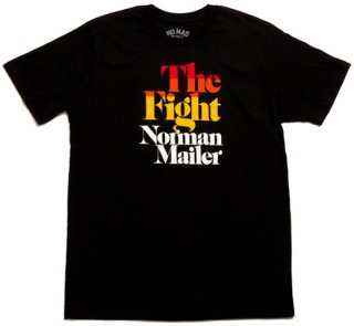 Norman Mailer / The Fight Tee (Black)