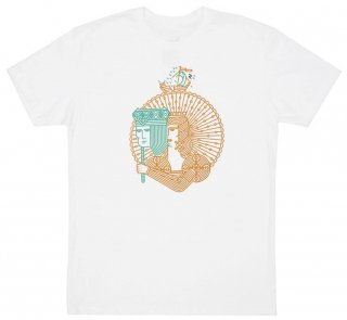 William Shakespeare / Twelfth Night Tee (White)