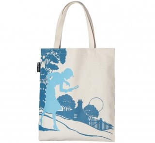 Carolyn Keene / Nancy Drew Tote Bag