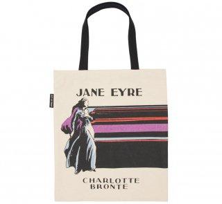 Charlotte Brontë / Jane Eyre Tote Bag