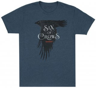Leigh Bardugo / Six of Crows Tee (Indigo)