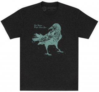 Edgar Allan Poe / The Raven Tee [Penguin Horror] (Vintage Black)