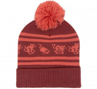 Cats and Stacks Beanie