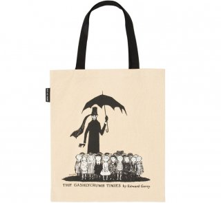 Edward Gorey / The Gashlycrumb Tinies Tote Bag