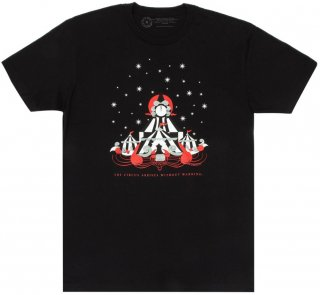 Erin Morgenstern / The Night Circus Tee (Black)