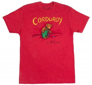 Don Freeman / Corduroy Tee (Red)