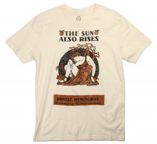 Ernest Hemingway / The Sun Also Rises Tee (Natural)