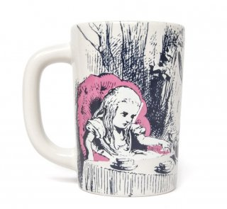 Lewis Carroll / Alice's Adventures in Wonderland Mug
