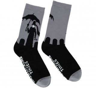 Edward Gorey / The Gashlycrumb Tinies Socks