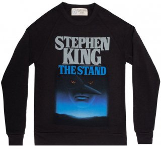 Stephen King / The Stand Sweatshirt (Black)