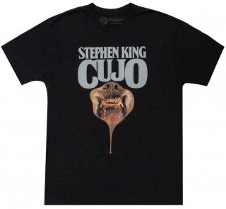 <img class='new_mark_img1' src='https://img.shop-pro.jp/img/new/icons14.gif' style='border:none;display:inline;margin:0px;padding:0px;width:auto;' />Stephen King / Cujo Tee (Vintage Black)