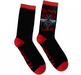 <img class='new_mark_img1' src='https://img.shop-pro.jp/img/new/icons14.gif' style='border:none;display:inline;margin:0px;padding:0px;width:auto;' />Stephen King / The Shining Socks
