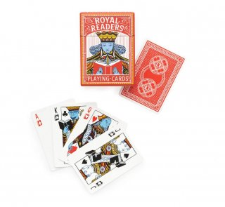 <img class='new_mark_img1' src='https://img.shop-pro.jp/img/new/icons14.gif' style='border:none;display:inline;margin:0px;padding:0px;width:auto;' />Royal Readers Playing Cards