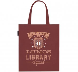 <img class='new_mark_img1' src='https://img.shop-pro.jp/img/new/icons14.gif' style='border:none;display:inline;margin:0px;padding:0px;width:auto;' />Lumos Library Squad Tote Bag
