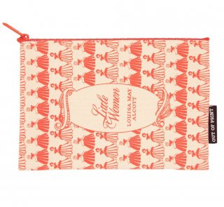 <img class='new_mark_img1' src='https://img.shop-pro.jp/img/new/icons14.gif' style='border:none;display:inline;margin:0px;padding:0px;width:auto;' />Louisa May Alcott / Little Women Pouch