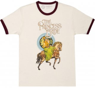 <img class='new_mark_img1' src='https://img.shop-pro.jp/img/new/icons14.gif' style='border:none;display:inline;margin:0px;padding:0px;width:auto;' />William Goldman / The Princess Bride Ringer Tee (Natural)