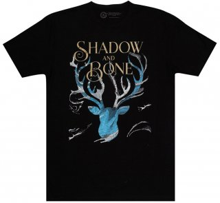 Leigh Bardugo / Shadow and Bone Tee (Black)