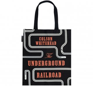 <img class='new_mark_img1' src='https://img.shop-pro.jp/img/new/icons14.gif' style='border:none;display:inline;margin:0px;padding:0px;width:auto;' />Colson Whitehead / The Underground Railroad Tote Bag