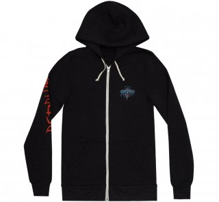 <img class='new_mark_img1' src='https://img.shop-pro.jp/img/new/icons14.gif' style='border:none;display:inline;margin:0px;padding:0px;width:auto;' />Stephen King / The Shining Zip Up Hoodie (Black)