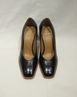 KATIM::SCALA   Heel Shoes - BLACK