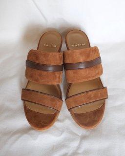 KATIM:MARYEBONE  Low Heel Sandal
