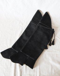 KATIM:Boots Cover - black