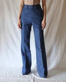 Taiga Takahashi:Flare Denim Pants