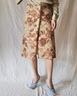 KWAIDAN EDITIONS:Quilted Wrap Skirt