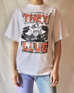 Aries:They Live SS Tee