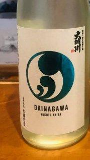 大納川 純米吟醸 夏酒 720ml