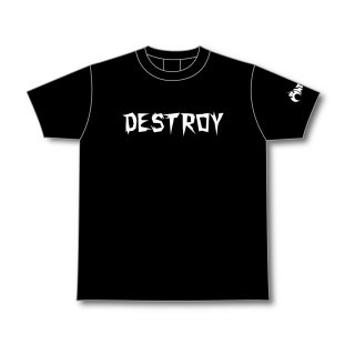 2009 DESTROY THE BOREDOM 2009 Tシャツ