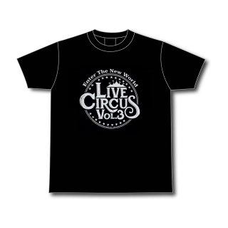 2017 LIVE CIRCUS vol.3 ツアーTシャツ