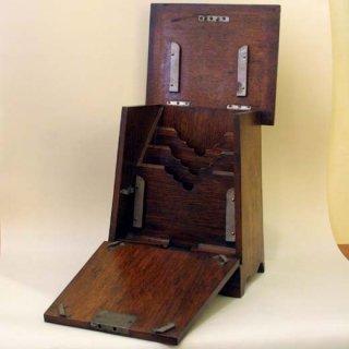 英国製ウッドレターボックス