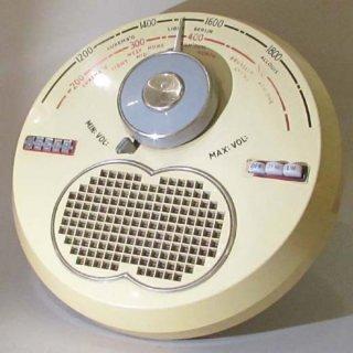 英国DECCA社製ラジオ