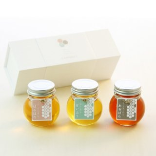 ILOHONEY  GIFT  SET 120g × 3本セット